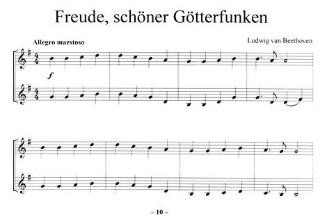 Klassische Melodien für Panflöte/n