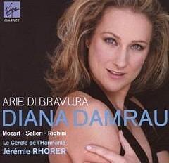 Diana Damrau (Sopran) - Arie di Bravura - Mozart - Salieri - Righini