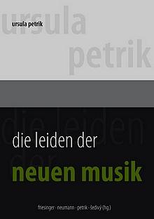Petrik_Die Leiden der neuen Musik_Cover