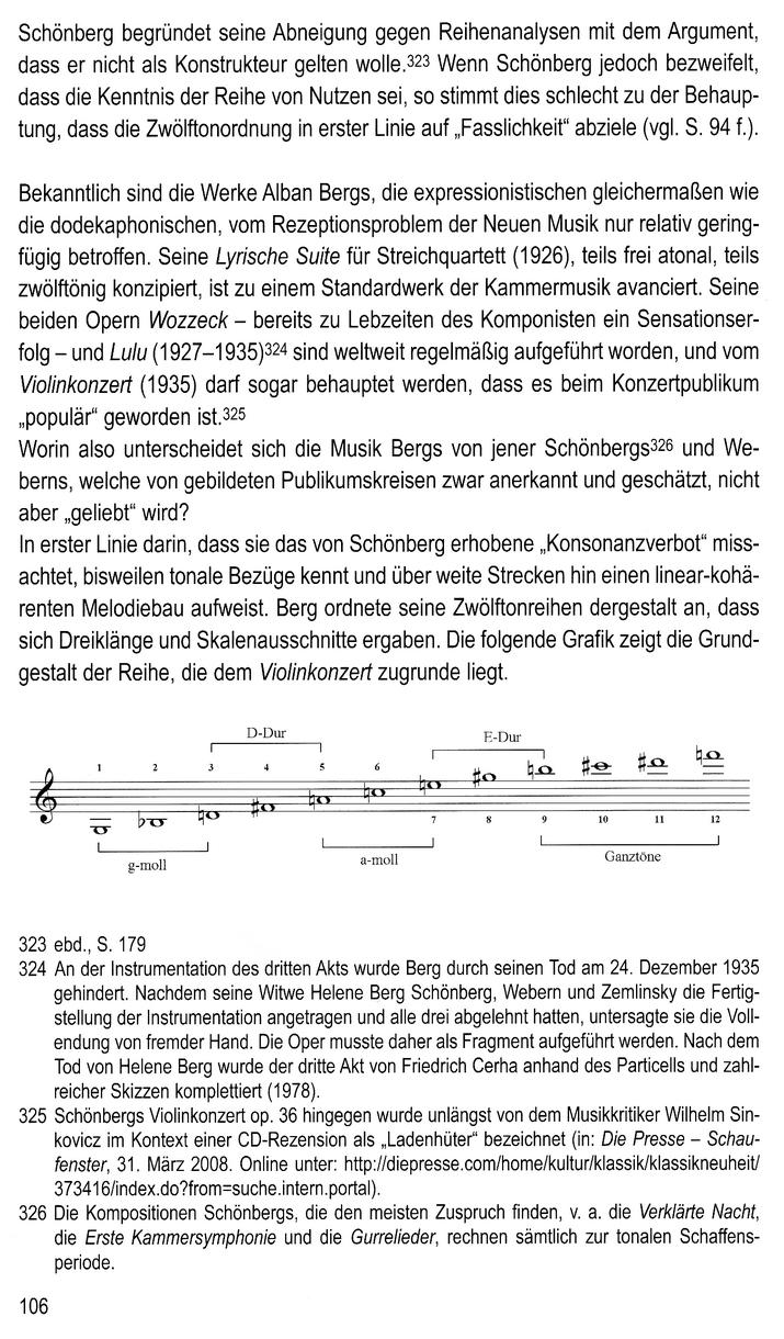 Ursula Petrik: Die Leiden der Neuen Musik (Leseprobe)