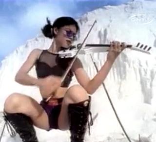 Vanessa Mae - Geigen-Musik - Violin-Virtuosin