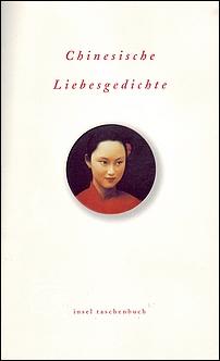 Volker Kloepsch_Chinesische Liebesgedichte_Cover