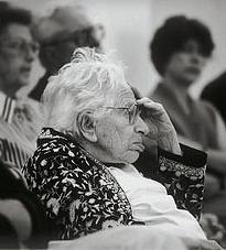 Grete Weil_Muenchen 1998