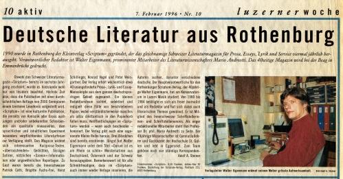 Luzerner Woche_1996