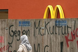 Mc-Donalds-Kultur
