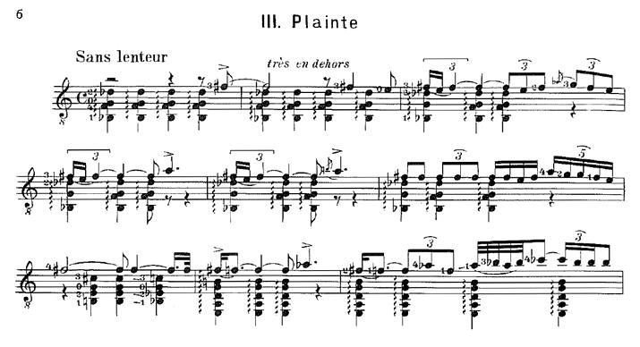 Frank Martin_Quatre pieces_Plainte_Universal Edition