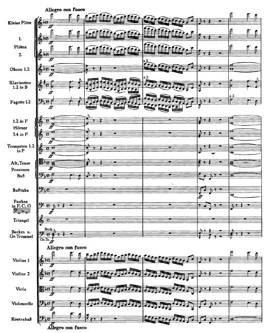 Tschaikowsky_Vierte Sinfonie_Vierter Satz