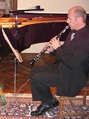 Klarinette und Klavier