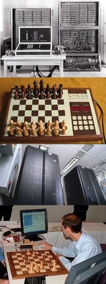 Computer-Schach-Geschichte