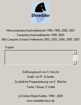 Shredder 12_Impressum