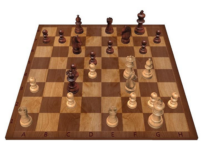 how to write moves in chess