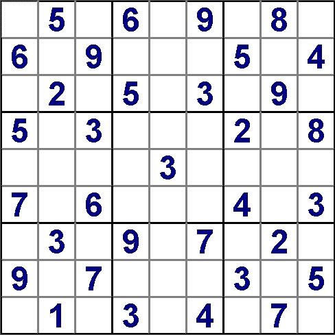 sudoku zum ausdrucken gratis