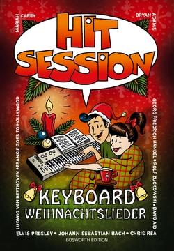 Musik-Bosworth-Keyboard-Weihnachten-Cover