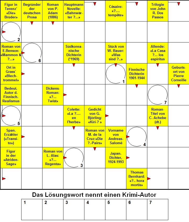 Literatur-Kreuzwortraetsel-Mai-2013-Glarean-Magazin