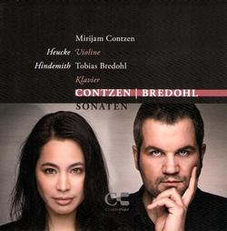 Musik-Rezensionen-CD-Contzen-Bredohl-Hindemith-Heucke-Cover-Glarean-Magazin