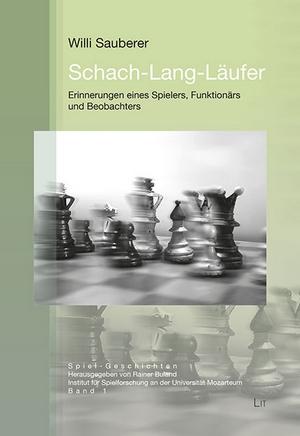 Schach-Lang-Läufer-Willi Sauberer-Cover