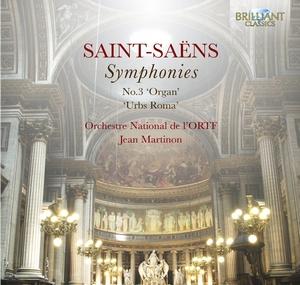 Saint-Saens - Sinfonien 3 Organ & Urbs Roma