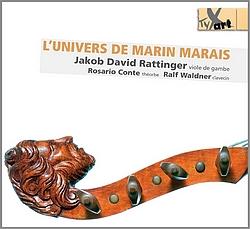 Musik-CD-Rezensionen-Univers de marin Marais-Rattinger-Cover-Glarean-Magazin