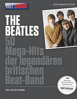 Musik-Rezensionen-The-Beatles-50-Mega-Hits-Cover-Glarean Magazin