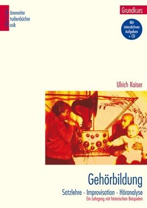 Kaiser-Gehörbildung1-Bärenreiter-Cover