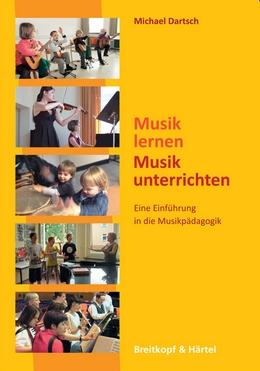 Dartsch - Musikpädagogik - Cover - Breitkopf-Härtel
