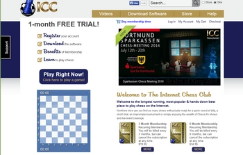 ICC-Online-Schach-Portal