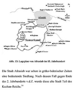 Gerhard Josten - Seidenstrasse Quelle des Schachs - Afrasjab