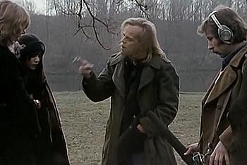 "Klaus Kinsky im legendären ""Park-Interview"" (Youtube)"