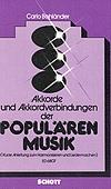 Carlo Bohländer: Akkorde und Akkordverbindungen der Populären Musik