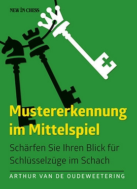 Schach-Mustererkennung Oudeweetering - Buch-Cover Glarean Magazin