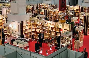 Unerbittlicher Verdrängungskampf auf dem Buchmarkt: Die Frankfurter Buchmesse