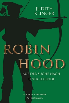 Judith Klinger - Robin Hood - Cover - Glarean Magazin