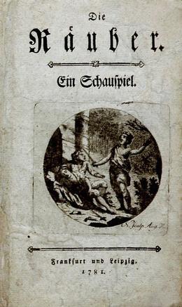 Schiller - Die Räuber - Glarean Magazin