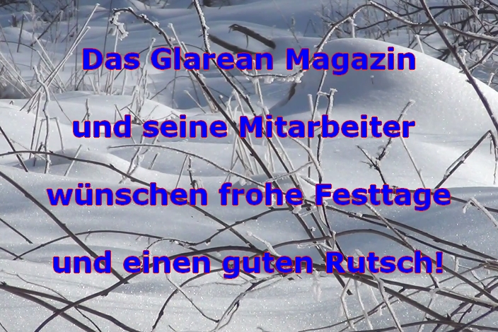 Weihnachtsgruss 2015 - Glarean Magazin