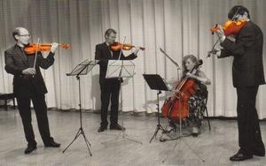 Sojka Quartet - Cover-Picture - Glarean Magazin