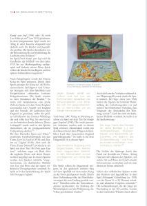 «Gesellschaftsspiele spiegeln den Zeitgeist einer Epoche wieder und sind dadurch historische Quellen für Ansichten und Entwicklungen einer Gesellschaft»: Antonella Ziewacz beleuchtet den Kulturmissbrauch des Spiels während der Nazi-Diktatur